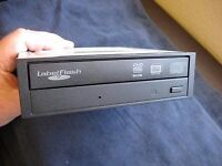 Almost new Sony Optiarc dvd rewiter AD-7203s with labelflash technology SATA