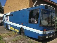 DENNIS DART/S-DART/LANCE PLG LEZ COMPLIANT MOBILE HOME OFFICE CAMPER RACE bus