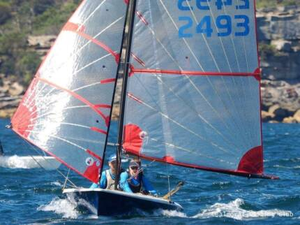 Tasar Sailing Dinghy Kellyville The Hills District Preview