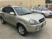 2007 Hyundai Tucson JM City Gold 4 Speed Sports Automatic Wagon Welshpool Canning Area Preview