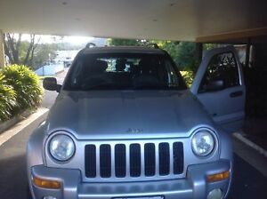2001 Jeep Cherokee Wagon Limited Addition Erina Gosford Area Preview
