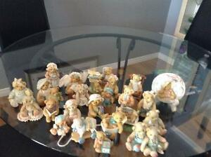 Cherished teddies collection Peterborough Peterborough Area image 1