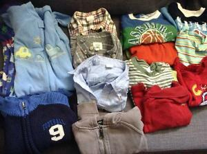 Baby boy clothes size 12-24 months