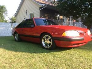 Ford Mustang LX 5.0