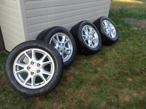 16' Camero/Trans Am Rims great condition!