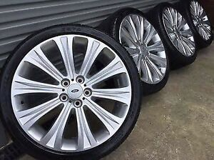 Ford FG G6e G6 19 wheels WANTED East Cannington Canning Area Preview