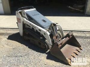 HOC - Bobcat MT52 Compact Track Loader + Brand New Tracks