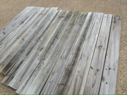 Wanted: WTB used/ recycled timber