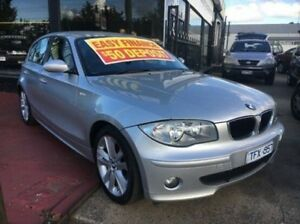2004 BMW 120I E87 Silver 6 Speed Automatic Hatchback Maidstone Maribyrnong Area Preview