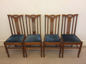 vintage kitchen dining chairs Surry Hills Inner Sydney Preview