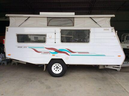 2003  Coromal Off-Road Caravan