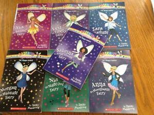 RAINBOW MAGIC FAIRY Book Collection Lot Set