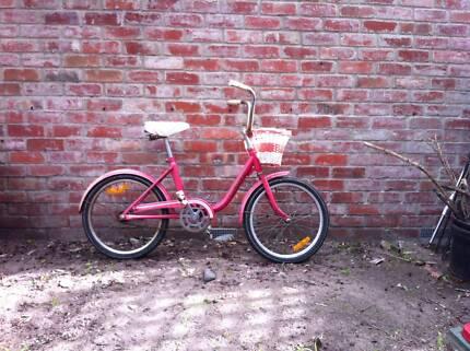 Girls Bike Vintage, Repco cafe cruiser. Windsor Stonnington Area Preview