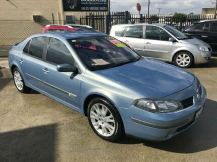 2007 Renault Laguna II B74 Phase II DCi Blue 5 Speed Sports Automatic Hatchback St James Victoria Park Area Preview