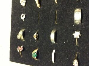 Large collection of costume rings for sale London Ontario image 2