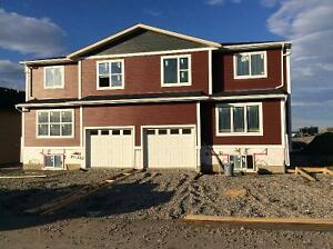 Brand New Coalhurst with parking & seperate basement living