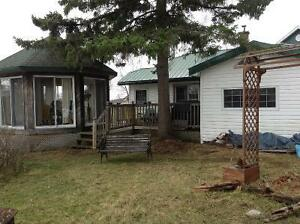 2 bedroom cottage for rent in Matachewan, ON by week or month