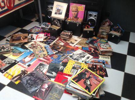 70's - 80's Vinyl Record Collection (ex-DJ)