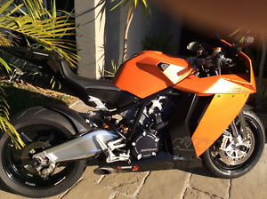 2008 KTM RC8 Superbike Eatons Hill Pine Rivers Area Preview