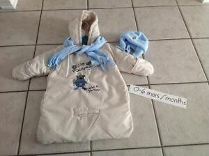 Baby boy fall/spring suit size 0-6months Gatineau Ottawa / Gatineau Area image 1