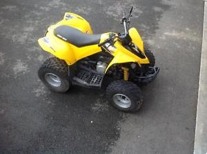 2012 Can-Am DS90 Kids Quad/ATV