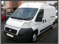 Man and Van Hire *** Fifes First Choice *** 140+ Five Star Reviews on Yell ***