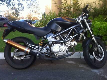 honda vtr cash or swap for cheap car | motorcycles | gumtree