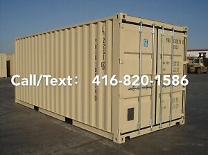 NEW!!! SEA STORAGE / SHIPPING CONTAINERS FOR SALE