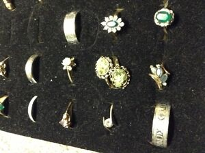 Large collection of costume rings for sale London Ontario image 3