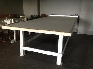 Large Padded Sewing  Table