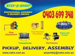 Need-A-Hand? Professional Assembly and Delivery Service
