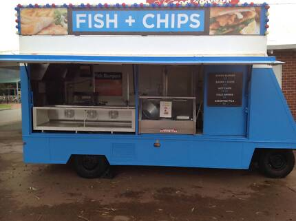 Fish & Chip Mobile - Great Starter   Business Opportunity