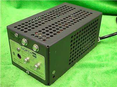 North Electric Regulated Linear Power Supply 0-7.5 Vdc