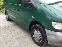 2002 Mercedes-Benz Vito 2.2 Diesel Manual With 12 Month MOT PX Welcome