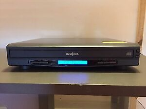 Barely used 5 Cd Player (Insignia) Peterborough Peterborough Area image 1