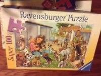 2 Beautiful quality Ravensburger puzzles for sale