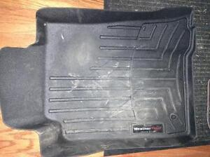 Almost new Weather Tech car mats for sale London Ontario image 1