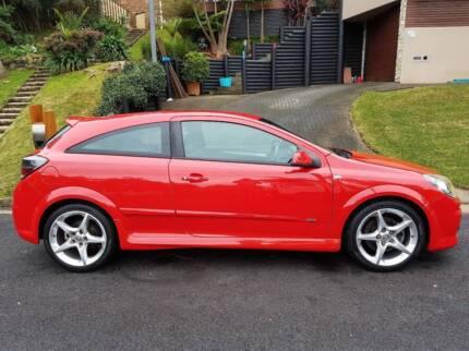 2007 Holden Astra SRI CoupeTurbo 2.0L  - It's Quick !  PRICE DROP