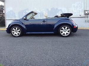 2003 Volkswagen Beetle GLS Cabriolet