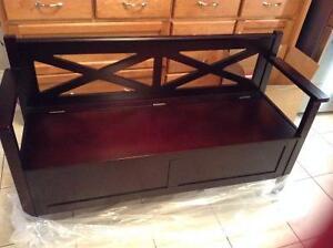 Stylish Storage Bench....