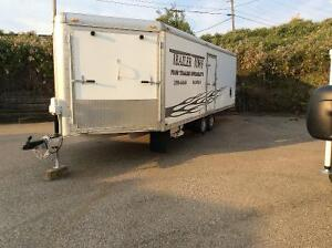 26ft Continental Cargo trailer