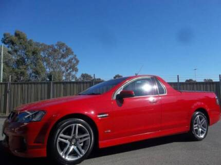From $90 per week on finance* 2010 Holden Commodore SV6 Ute