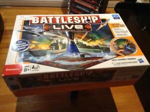 2011 Hasbro BATTLESHIP LIVE Electronic Game - Complete - VGC