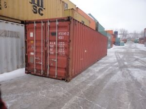 the Best Delivered Prices on Storage and Shipping Containers