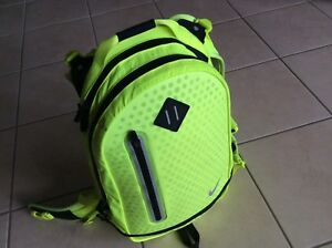 Nike Cheyenne Vapor neon backpack with rain cover Runaway Bay Gold Coast North Preview