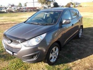 2013 Hyundai ix35 LM2 Active Grey 6 Speed Sports Automatic Wagon Dubbo Dubbo Area Preview