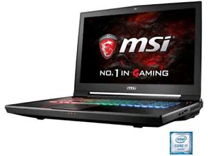 Msi gt73vr 662au titan gaming  laptop Para Hills Salisbury Area Preview