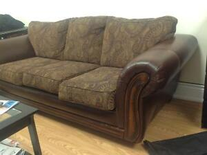 New Double and triple sit sofa with coffee table