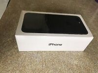 iPhone 7 plus 32GB black NEW + SEALED Vodafone SALE
