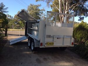 Mower trailer Pitt Town Hawkesbury Area Preview